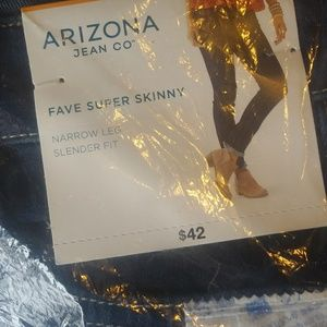 Women's Arizona fave super skinny jeans